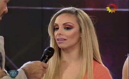 Gisela Bernal volvió al Bailando con los tapones de punta: filosas frases por Ariel Diwan