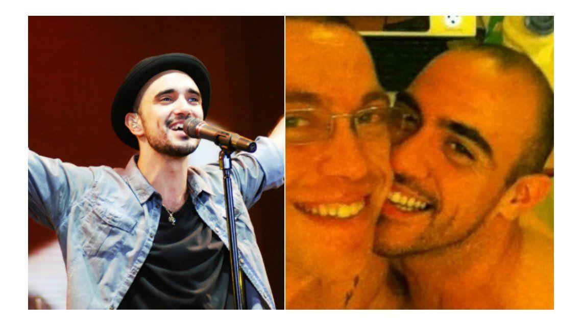 A raíz de una polémica foto, Abel Pintos habló de los rumores sobre su sexualidad