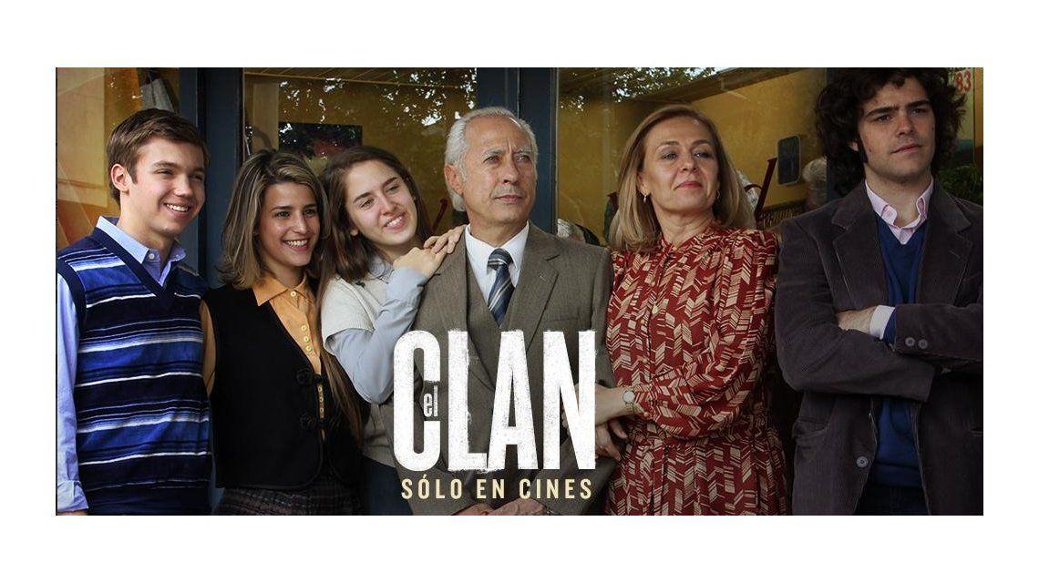 Nuevo trailer de El clan, la película protagonizada por Guillermo Francella y Peter Lanzani