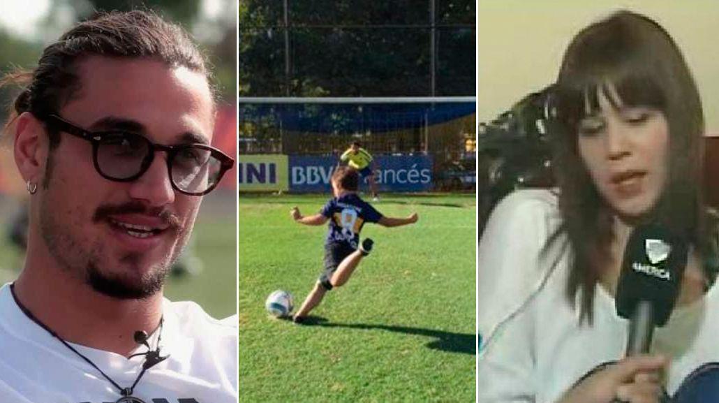 Ana Oertlinger: Daniel Osvaldo amenazó con llevarse a mi hijo porque tiene nacionalidad italiana