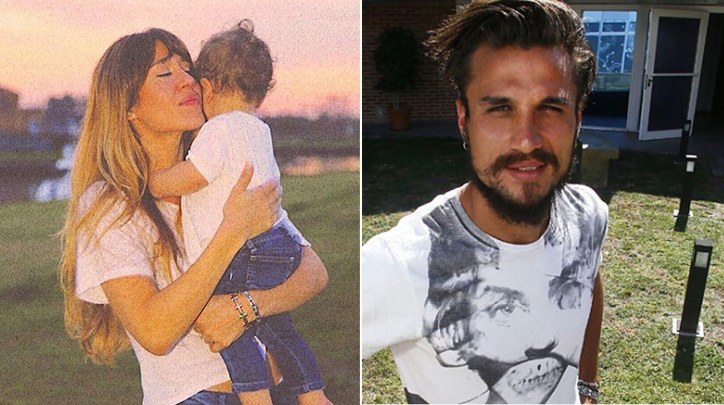 Separada de Daniel Osvaldo, Jimena Barón se refugia en su hijo: La vida va a ser hermosa con vos