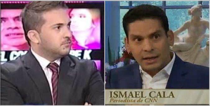 Ismael Cala, periodista de la CNN, apuntó contra Brancatelli: Se quiere enfrentar al aparataje legal que le caerá