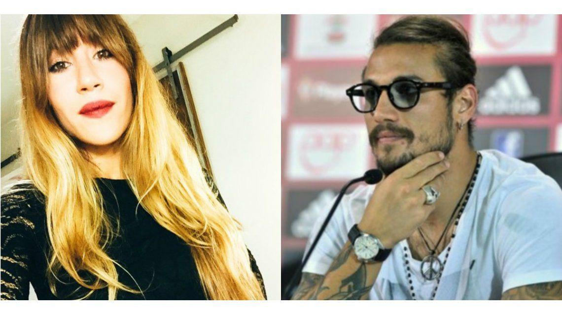 Jimena Barón apuntó contra Daniel Osvaldo