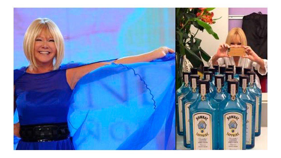 La graciosa respuesta de Soledad Silveyra sobre su consumo de alcohol: Gracias pero...