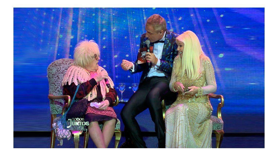 Antonio Gasalla feroz: Apareció Xuxa y empezaron a silbar ¿Les parece hacer eso con una figura como Susana?
