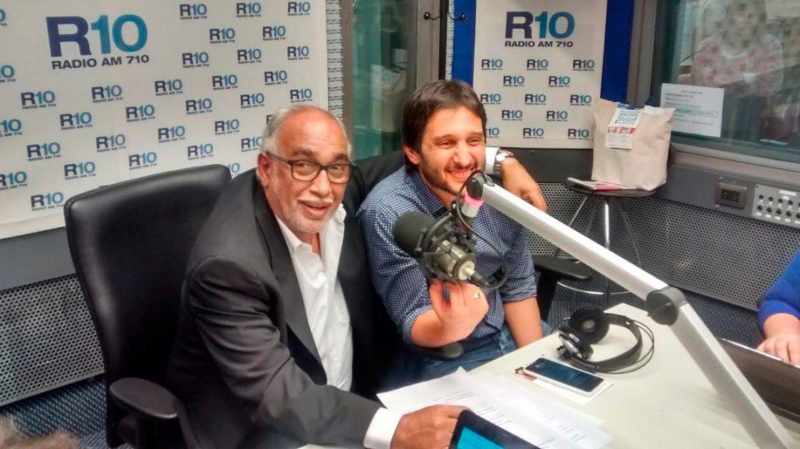 González Oro anunció que el 8 de junio regresa a Radio 10