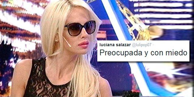 Luciana Salazar, aterrada porque alguien la sigue: Están averiguando por mis movimientos