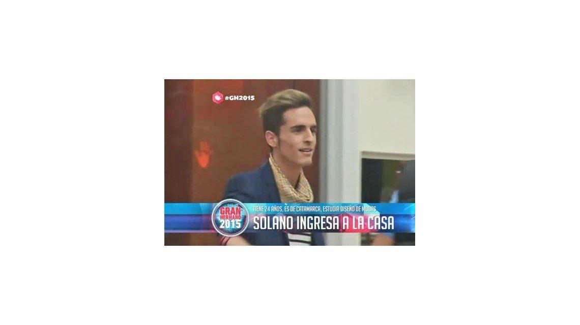 Solano Cano de Gran Hermano, acusado de violencia verbal: Pendeja de m...