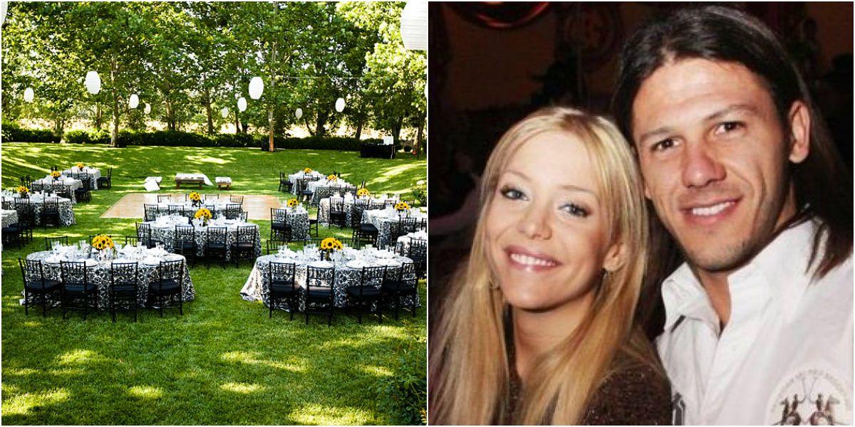 ¿Cómo será el casamiento de Evangelina Anderson y Martín Demichelis?