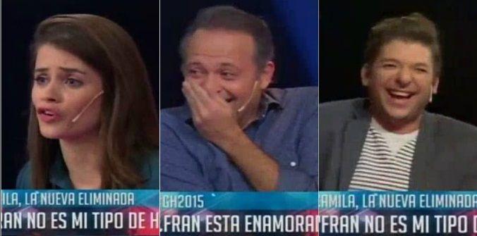 La tremenda frase de Camila por Francisco: ¿Puedo hablar guarango? Me lo imagino en la cama y...