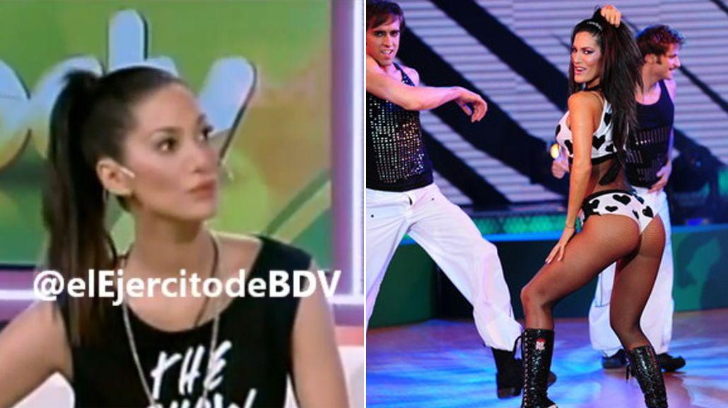 Los motivos de Silvina Escudero para rechazar el Bailando: Cuando me llamó Hoppe...