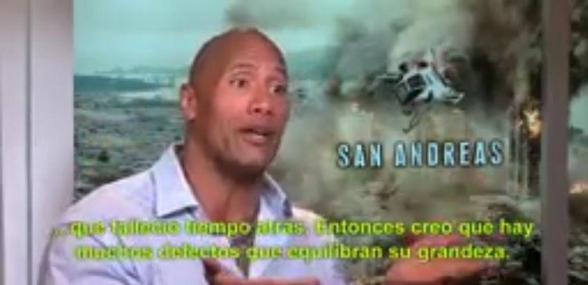 RatingCero.com, a solas con el elenco de Terremoto: la falla de San Andrés