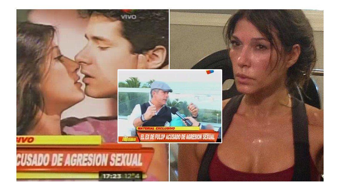 Fernando Carrillo, ex de Catherine Fulop, acusado de agresión sexual