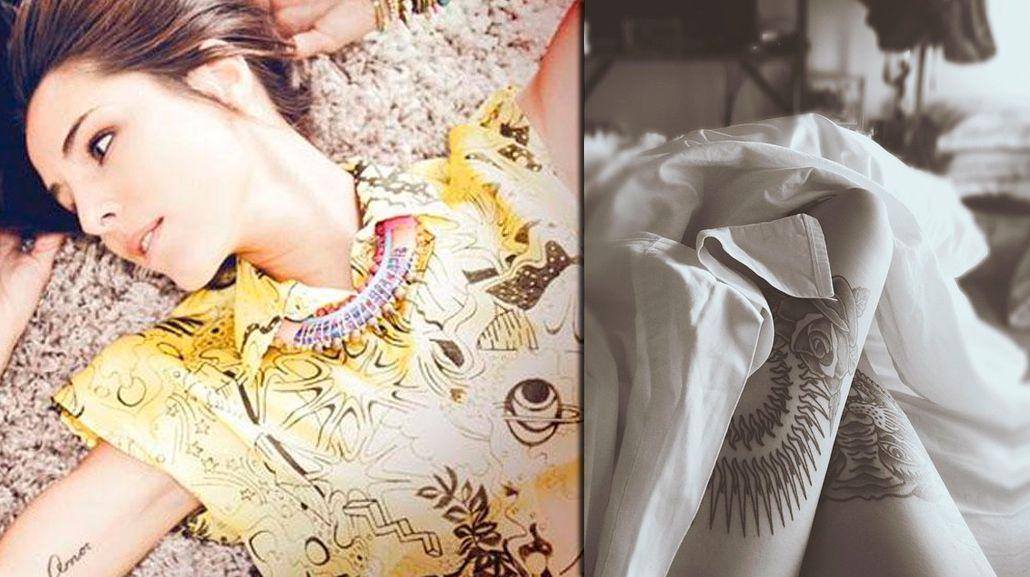 La provocativa insinuación de Candelaria Tinelli con una foto sensual: Viva la japa
