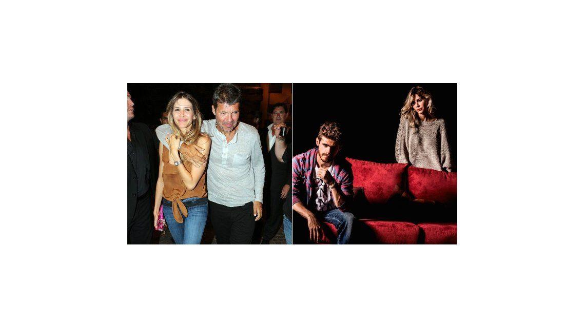 Marcelo Tinelli fue a ver a Guillermina Valdés al teatro: Me fascinó, me quedé con ganas de más
