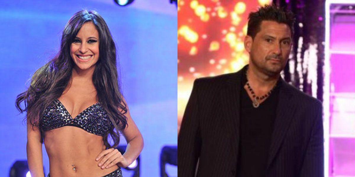 Los lesionados del Bailando: Lourdes Sánchez y Luciano el Tirri, desgarrados