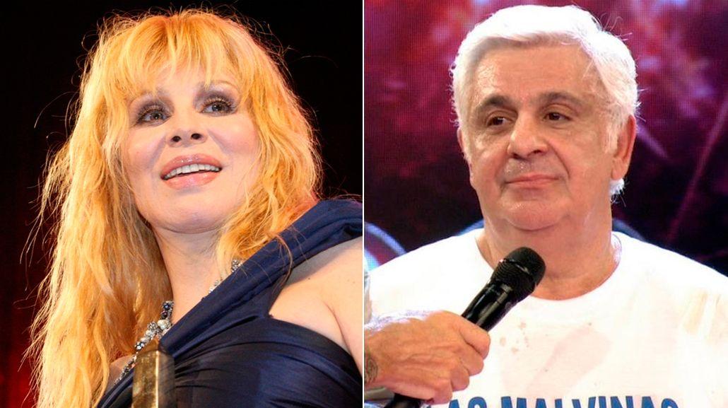 Nacha Guevara le respondió a Alberto Samid: Lamento que no haya entendido a qué lugar entraba