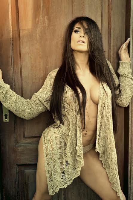 La pelea de Aníbal Pachano con una modelo en la televisión Paraguaya