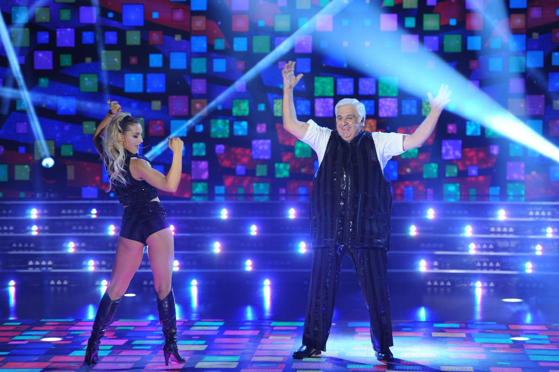 Después del debut, Alberto Samid: El resultado en el Bailando es lo de menos
