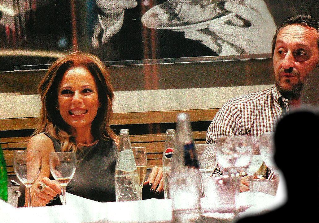 Iliana Calabró junto a su flamante novio italiano: Antonello es mi versión en masculino