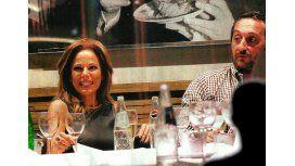 Iliana junto a su flamante novio italiano: Antonello es mi versión en masculino