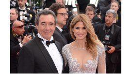 El look de Flavia Palmiero en el Festival de Cannes