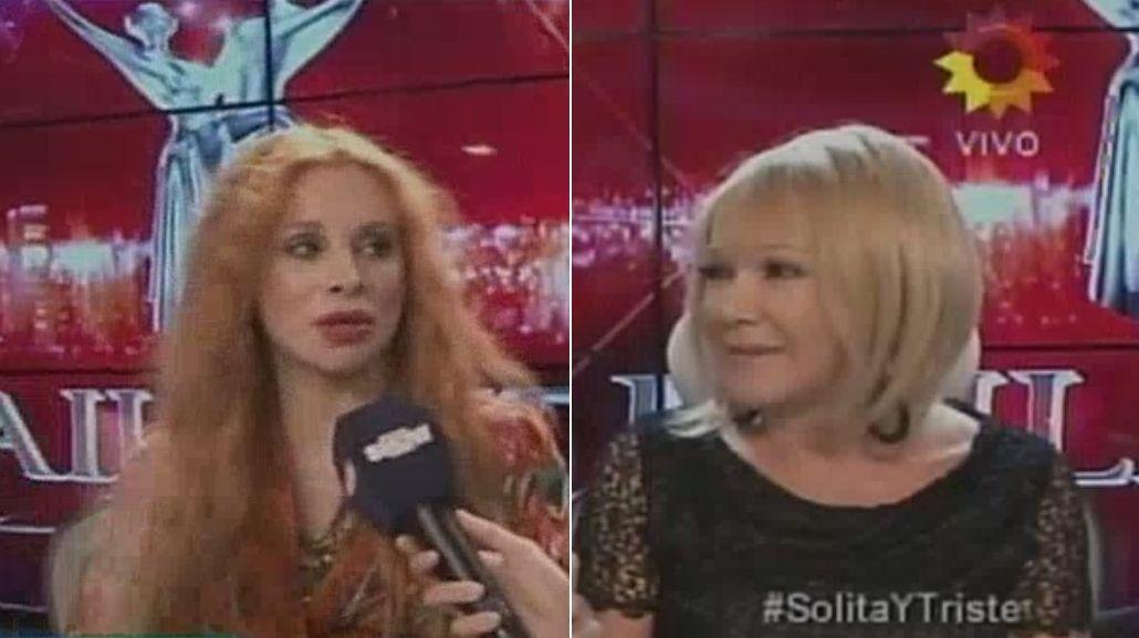Inédito conflicto entre Solita Silveyra y Nacha Guevara por un regalo: Me partió el corazón