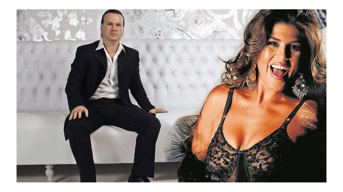 Después de su distanciamiento, Loly Antoniale volvió a la agencia de Leandro Rud