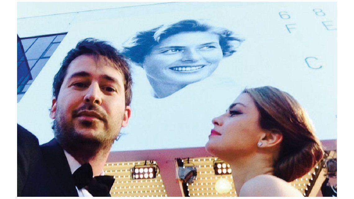 Dolores Fonzi reveló por qué se enamoró del director de cine Santiago Mitre
