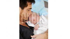 Guillermo Andino y Carolina Prat presentaron a su hijo: Fue un bebé muy buscado