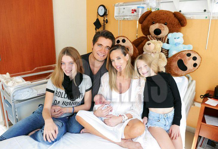 Guillermo Andino y Carolina Prat: Ramón fue un bebé muy buscado