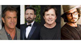 Quiénes fueron los actores que más sufrieron a causa de su adicción al alcohol