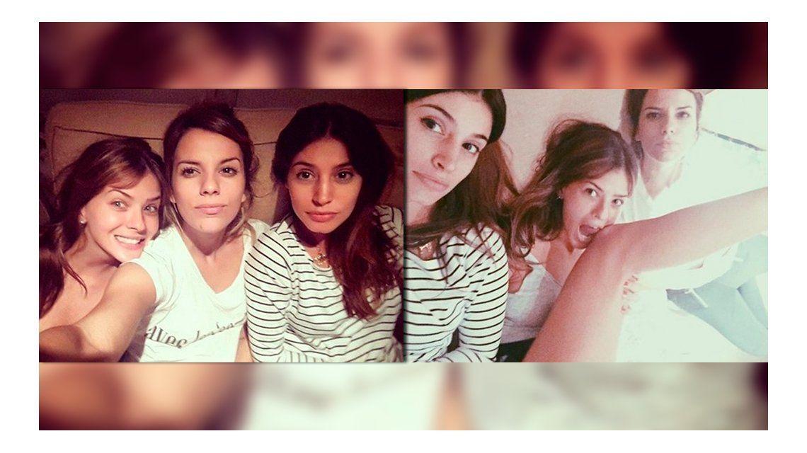 El cruce entre Gimena Accardi y una seguidora por una foto en Instagram