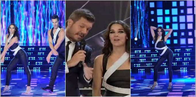 Juana Viale debutó en el Bailando: el llamado de Mirtha y qué dijo de su relación con Chano