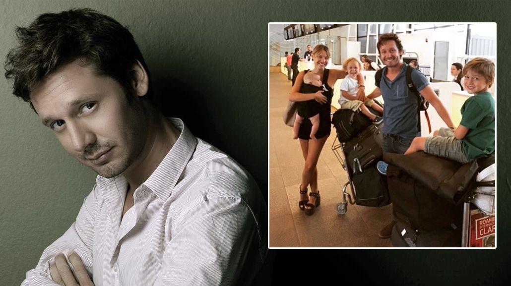 Benjamín Vicuña, entre la televisión, la competencia por el rating y la familia: Lo primero que hago a la mañana es...