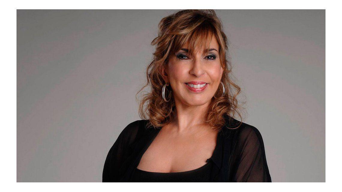Georgina Barbarossa hace campaña en Twitter para que no la saquen de la televisión