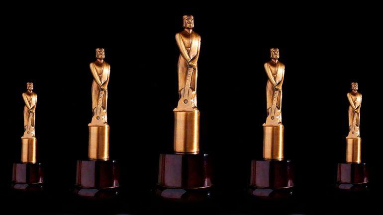 Los nominados a los premios Martín Fierro 2015