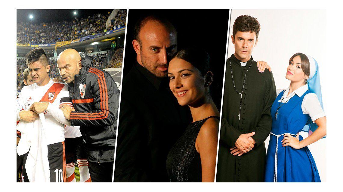 Estos fueron los cinco programas más vistos el jueves por la noche