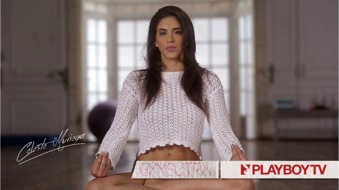 Celeste Muriega tendrá un programa en PlayBoy TV: cómo es el sensual formato