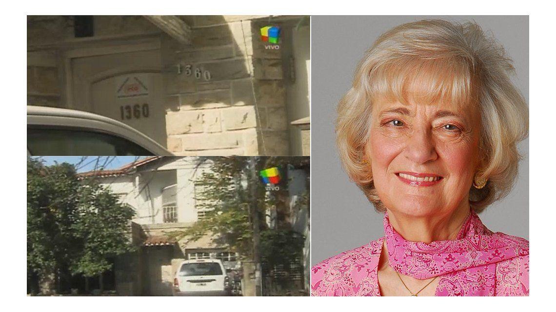 Ocupas tomaron la casa de la astróloga Lily Sullos