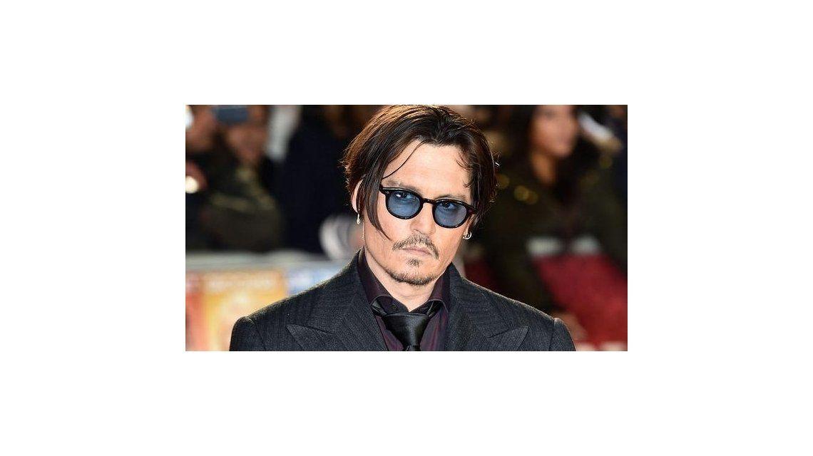 Sospechan que Johnny Depp está involucrado en la desaparición de un ex socio suyo
