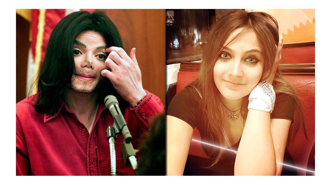 ¿Qué le pasó? El antes y después de la hija de Michael Jackson