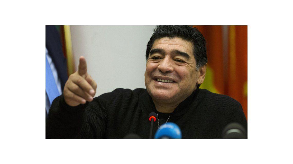 Diego Maradona será procesado por difamación en Italia