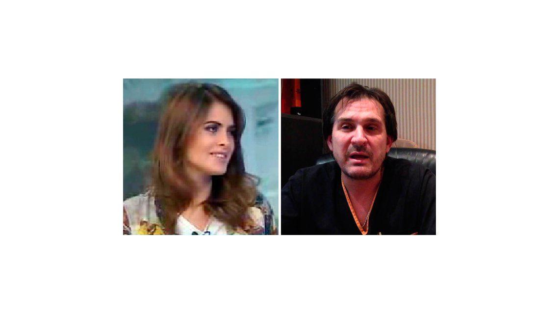 Silvina Luna, en juicio con Aníbal Lotocki: No volvería a operarme nunca más