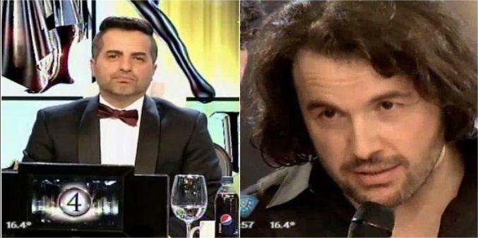 Ali Kemal debutó en el Bailando ¡y ya discutió con Ángel De Brito!