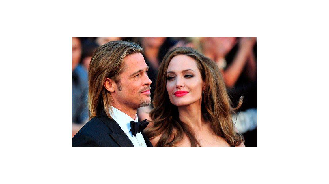 Angelina Jolie y Brad Pitt vuelven al cine en noviembre