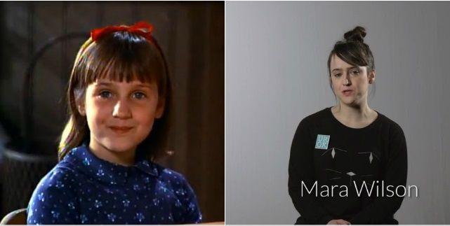 La protagonista de Matilda y su fuerte confesión: Sufrí problemas mentales