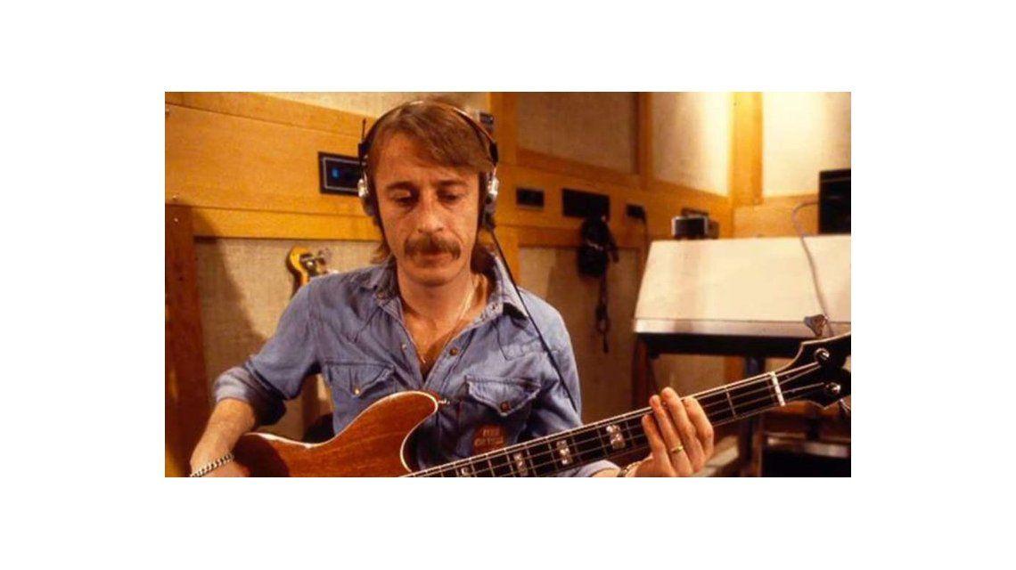 Murió Rutger Gunnarsson, el bajista de ABBA