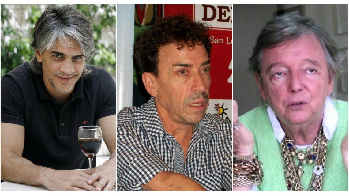 Después de los insultos de Pablo Echarri a Aníbal Pachano, la fuerte respuesta de Pepe Cibrián Campoy