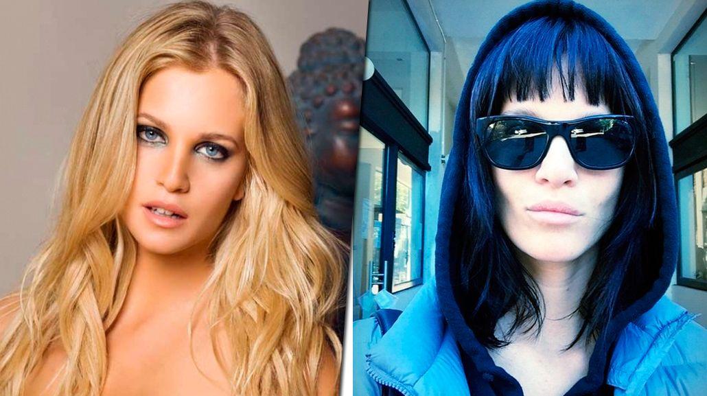 El rotundo cambio de look de Liz Solari: tiene el pelo azul